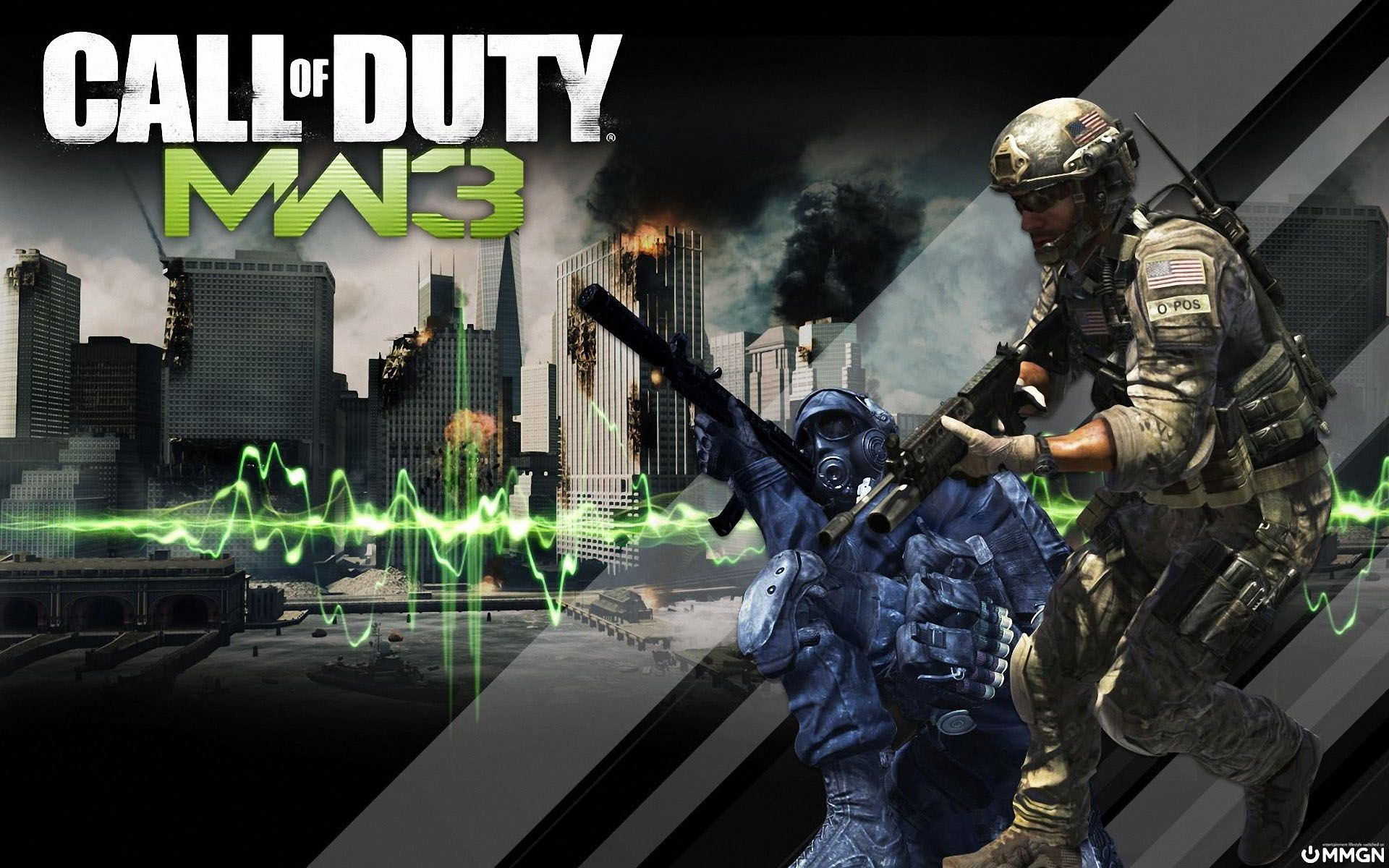 Call Duty Modern Wallpapers Call Of Duty Modern Warfare Hd