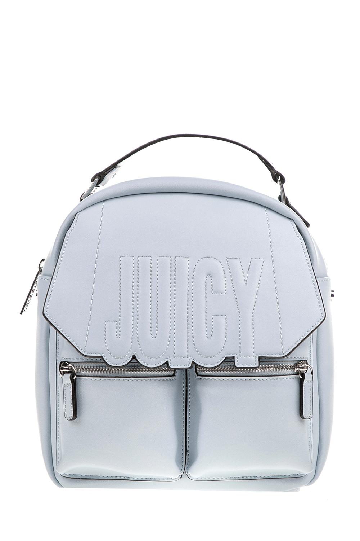 JUICY COUTURE – Γυναικείο σακίδιο πλάτης JUICY COUTURE BELLA γαλάζιο  https   www. 343c006a25a