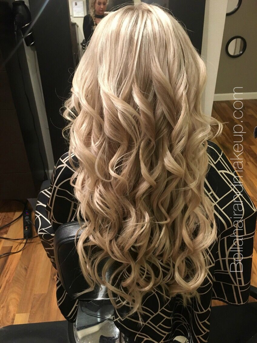 Whitney Renee Anderson Orme Full Foil Extensions And Style