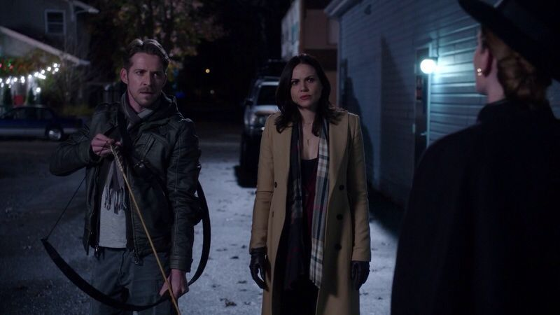 Robin and Regina. Love them, they are awesome