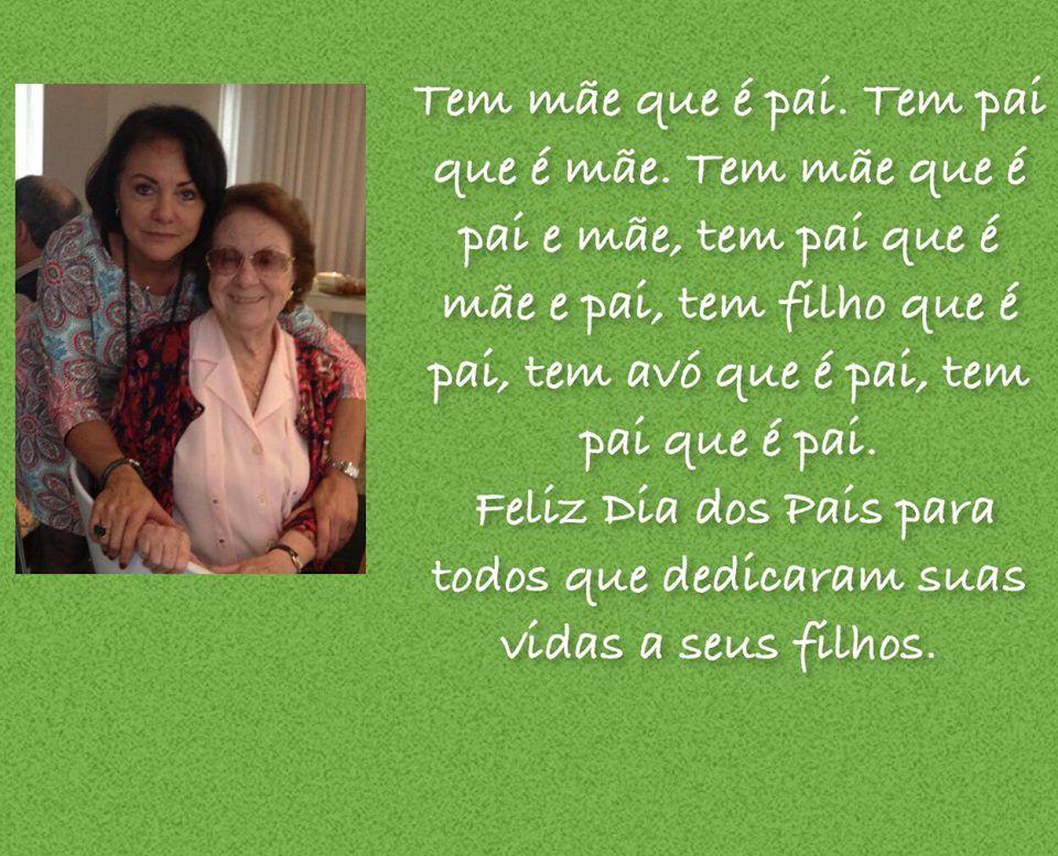 Feliz Dia dos Pais!  Homenagem da artista plástica Maria Cecilia Camargo!  #DiadosPais #homenagem #MariaCeciliaCamargo #Feliz