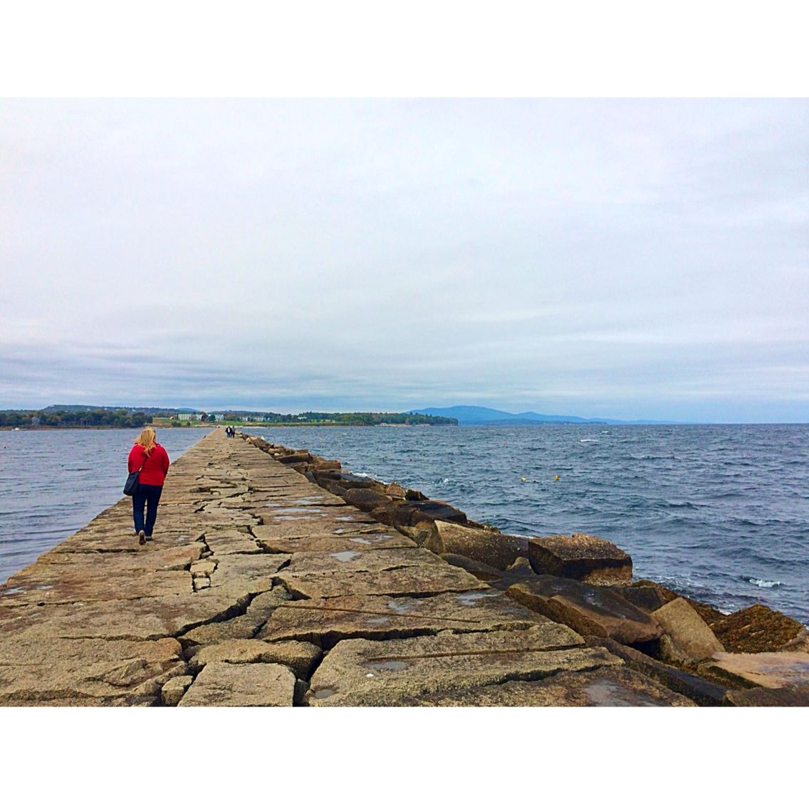 Breakwater rockland maine with images outdoor beach