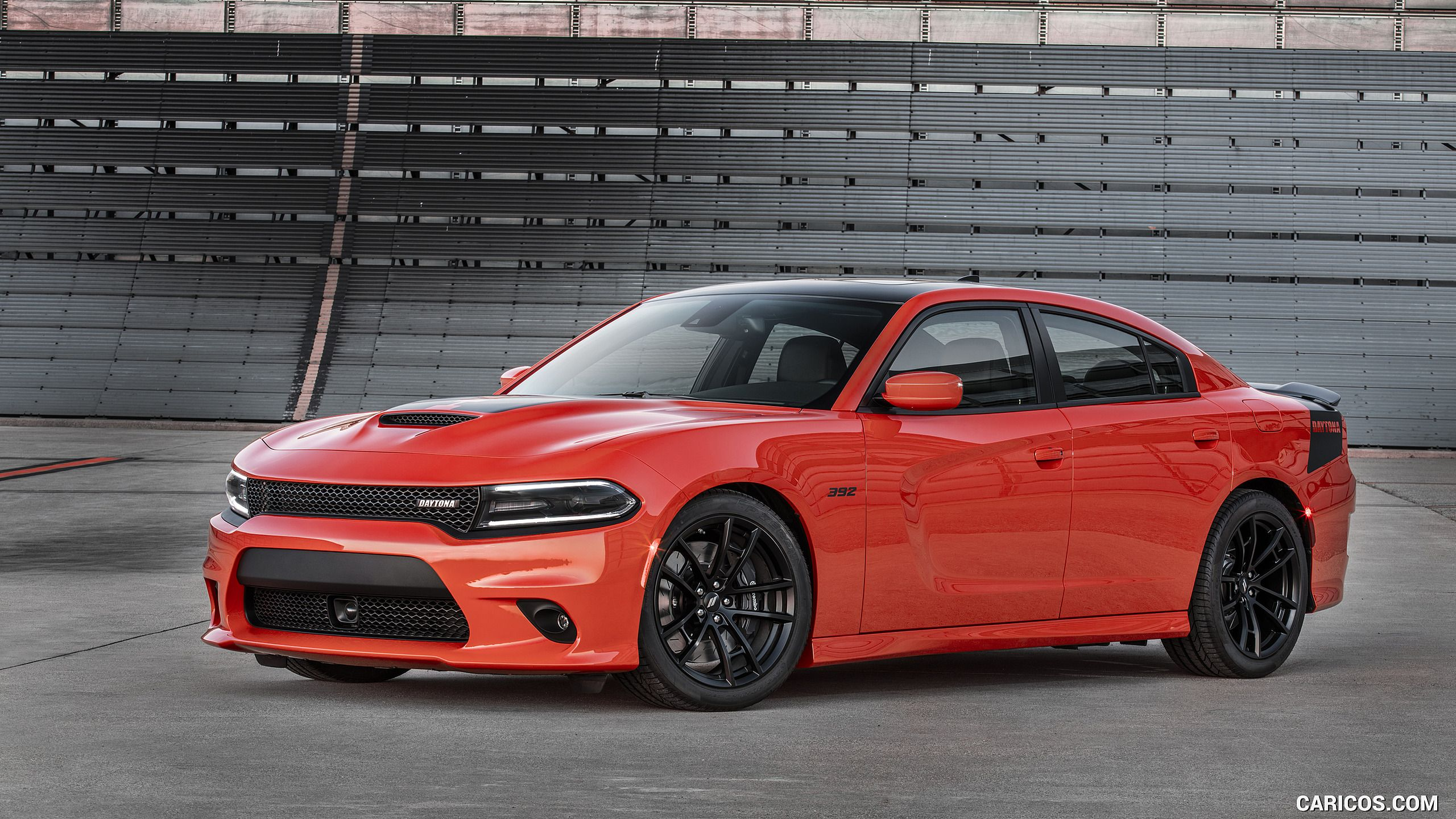 2017 Dodge Charger Daytona Wallpaper Auto Carros