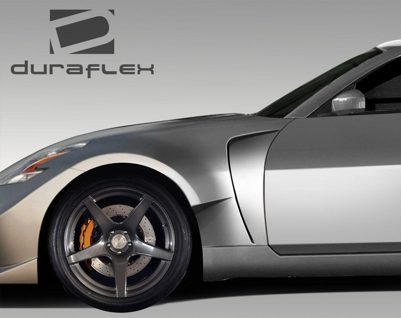 2003 2008 Nissan 350z Duraflex 370z Am S Conversion Fenders 2 Engine Schematics Piece