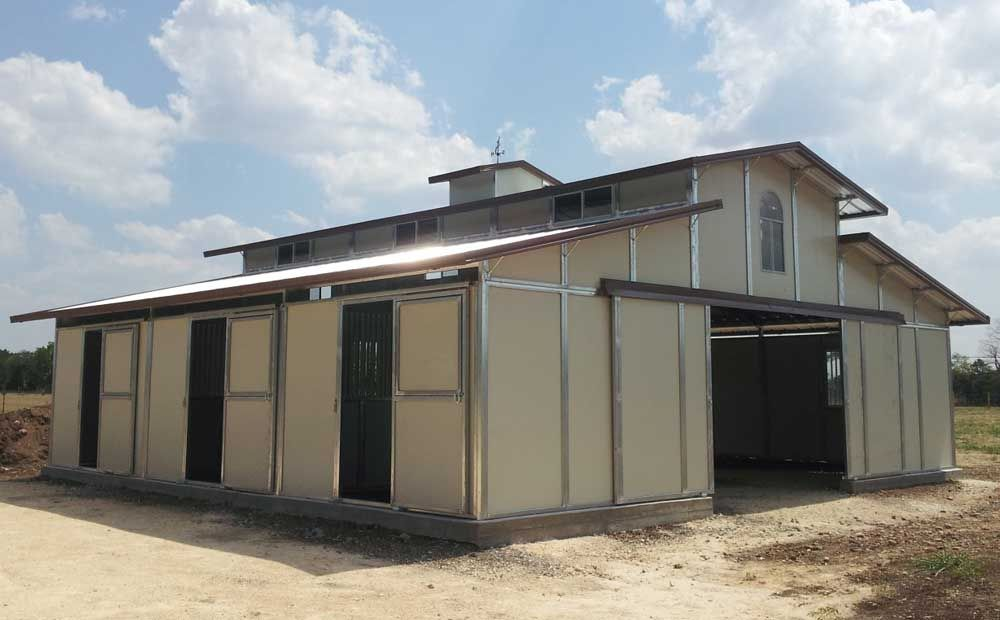 barns modular kit small for horse sale sunset barn