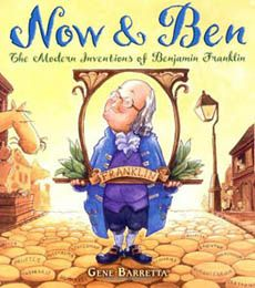 Love this book--check out blog for ideas on teaching students about Ben