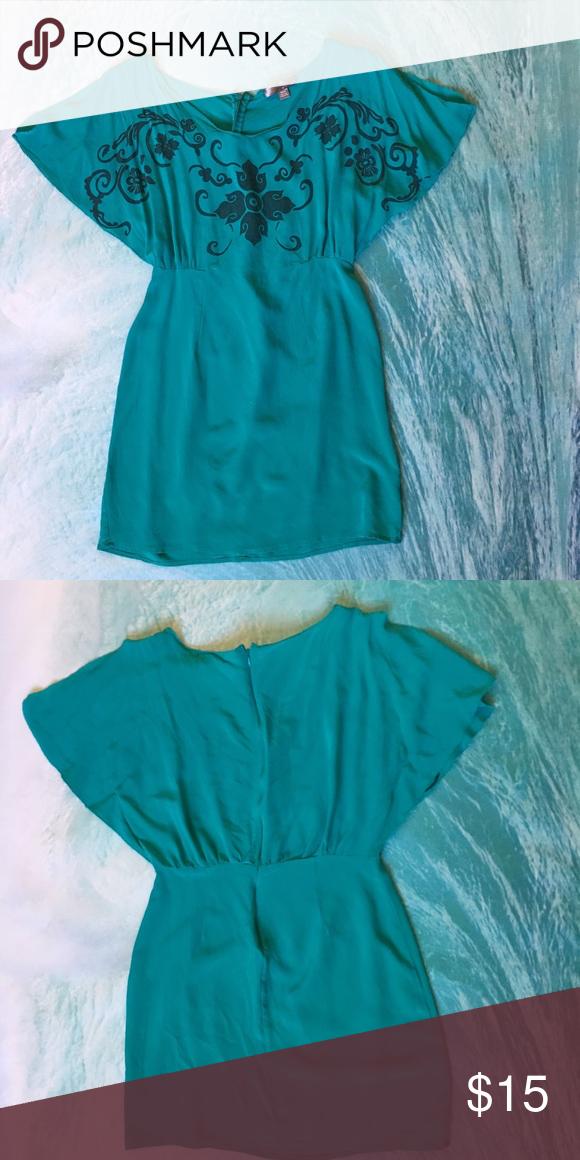 ⚡️Flash Sale⚡ ⚡ ⚡ 🌷Blue mini dress 🌷
