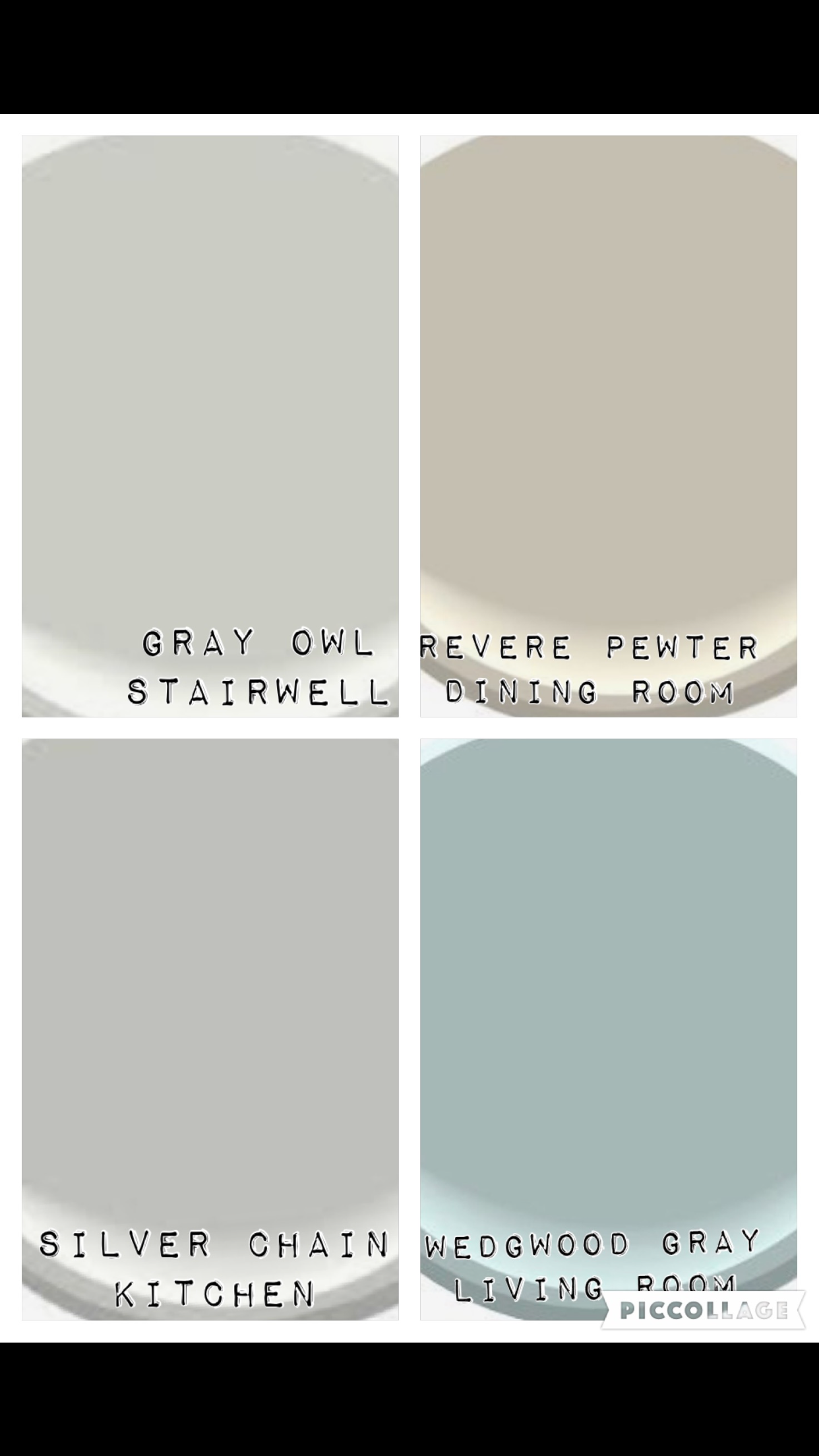 Best Color Palate For Downstairs And Stairwell Benjamin Moore 400 x 300