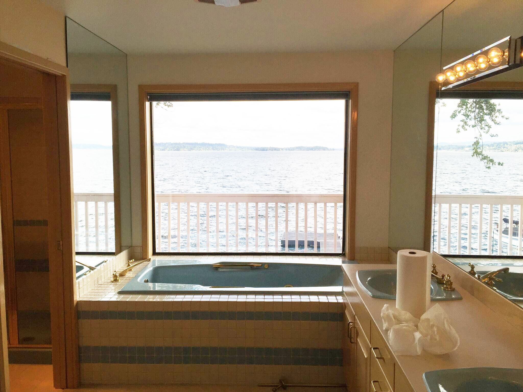 Bathroom remodel kirkland - This Kirkland Bathroom Remodel Will Have You