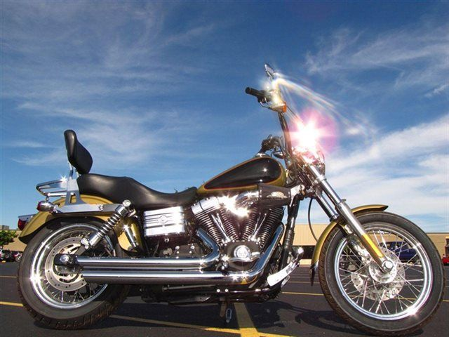 2007 Used Harley-Davidson DYNA STREET BOB FXDBI DYNA STREET BOB at Used Motorcycle Store Serving Chicago, Naperville, & Rockford, IL, IID 13787623