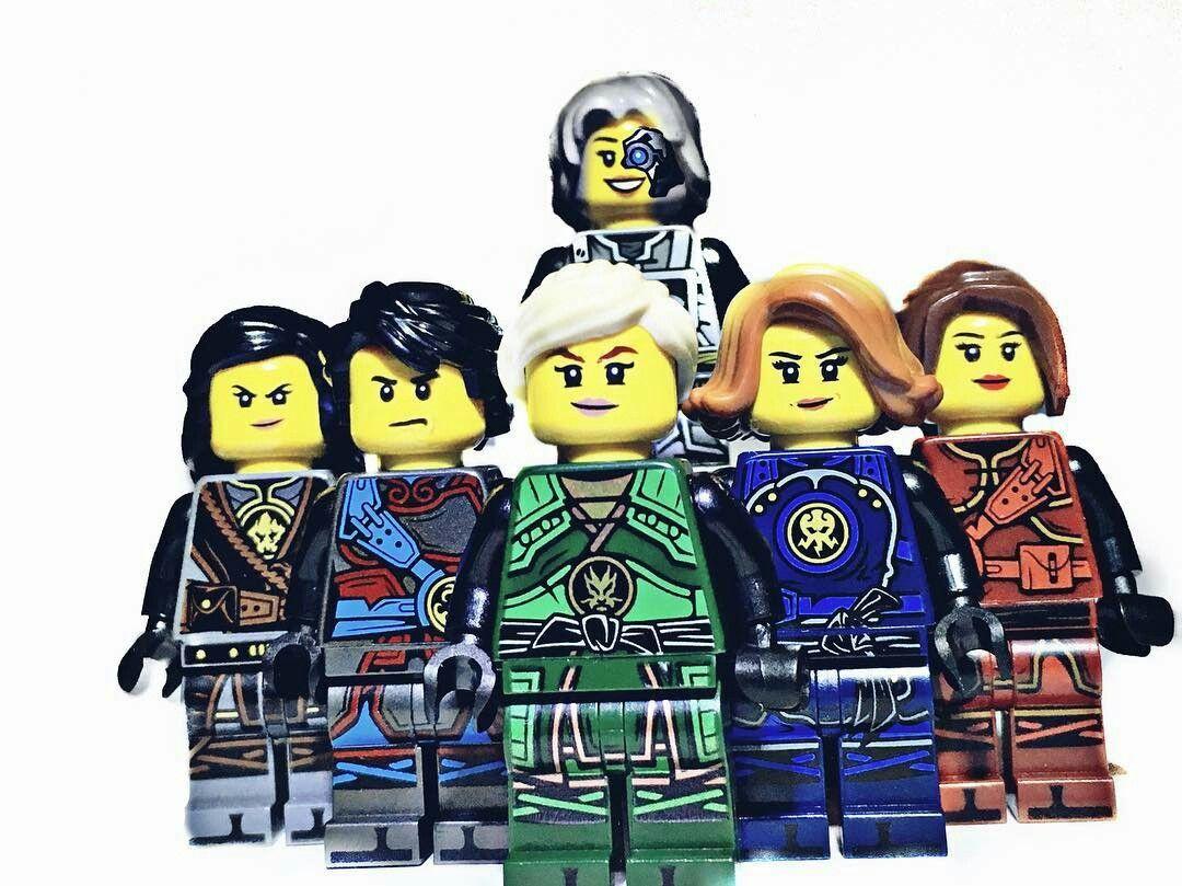 The Holy Freak Gender Swap Ninjago I Love It Lego Ninjago Movie Lego Ninjago Ninjago Memes