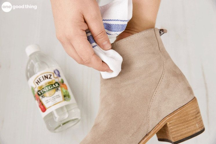 Can You Wash Suede Shoes With Soap And Water Pin On Cleaning