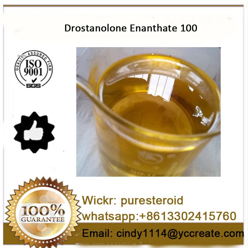 Masteron E 200 Injectable Steroid Oil Drostanolone Enanthate