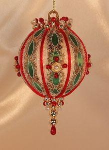 Handmade Christmas Ornaments | ... ALL HANDMADE CHRISTMAS ...