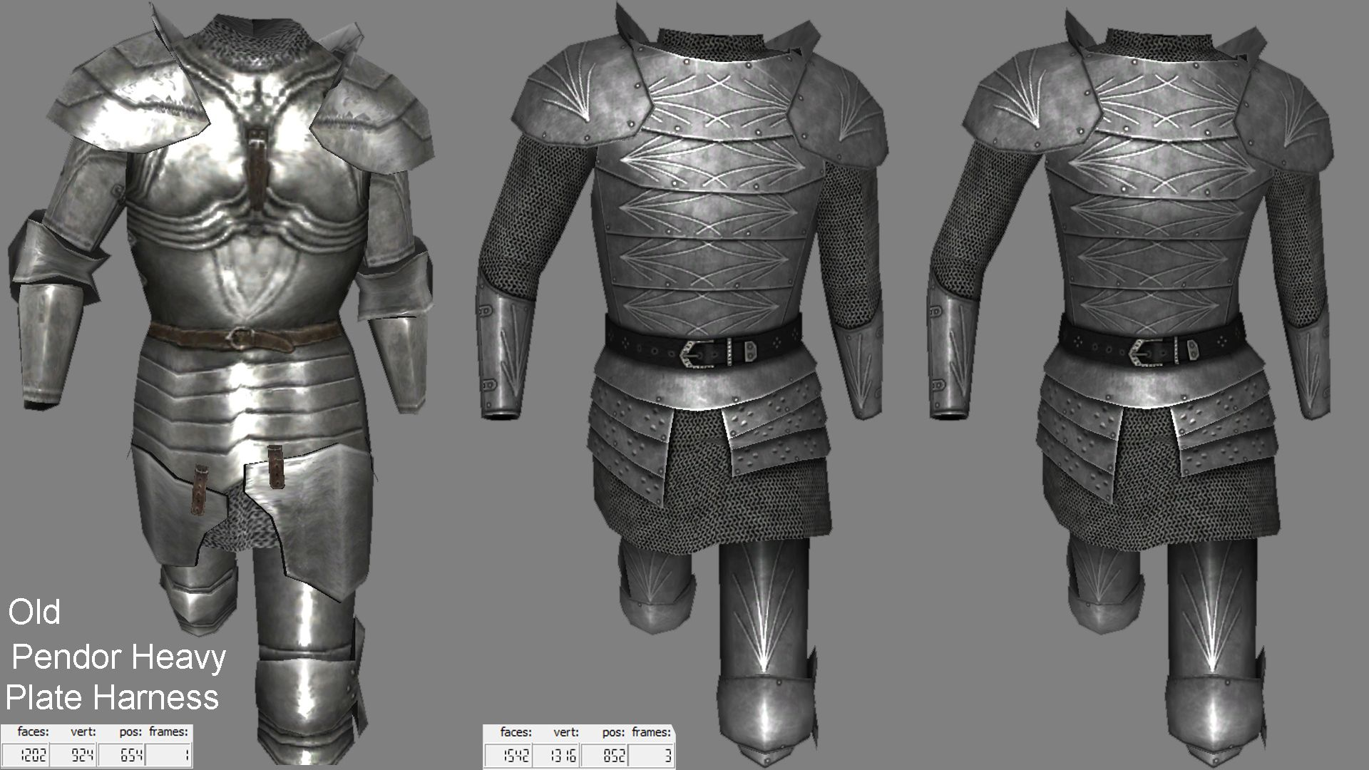 New Old Pendor Plate Armor Image With Images Armor