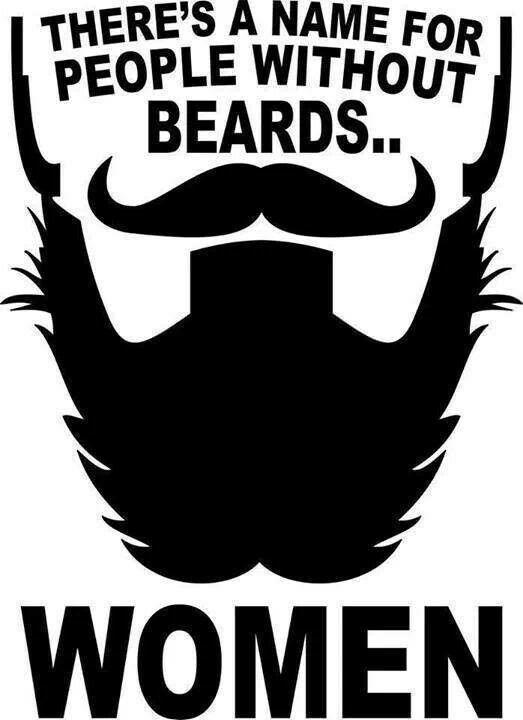 Beard jokes XD!!!! LMAOFF!!!