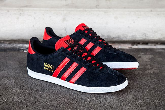 adidas originals gazelle og black and red adidas football shoes pink and blue