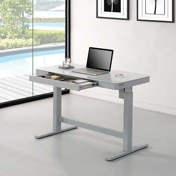 Tresanti Adjustable Height Desk Home Office In 2019