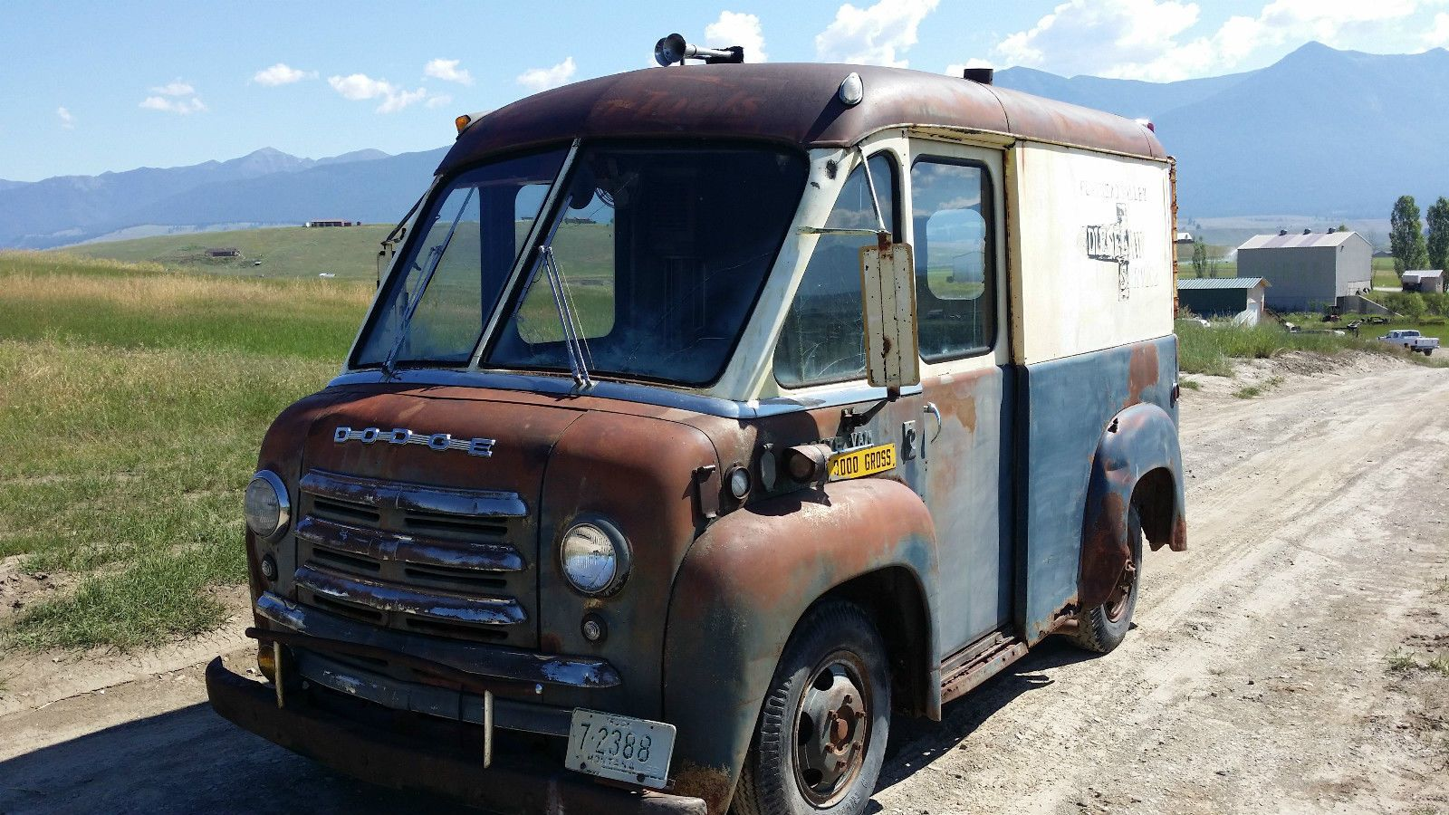 1949 Dodge Other Stepvan Step Van Trucks For Sale Truck