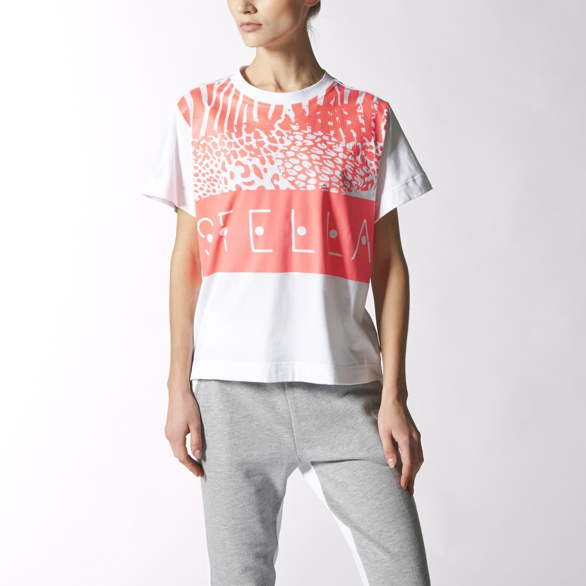 8fb860f7a09dd adidas - Camiseta adidas Stellasport Boxy