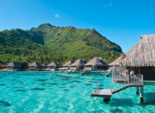 Hilton Moorea Lagoon Resort And Spa French Polynesia