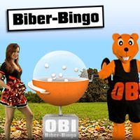 Macht Mit Beim Grossen Obi Biber Bingo Und Gewinnt Preise Im Gesamtwert Von 5 200 Einfach Spielkarte Auswahlen Die Bingo Trommel Dre Bingo Spielkarten Joker