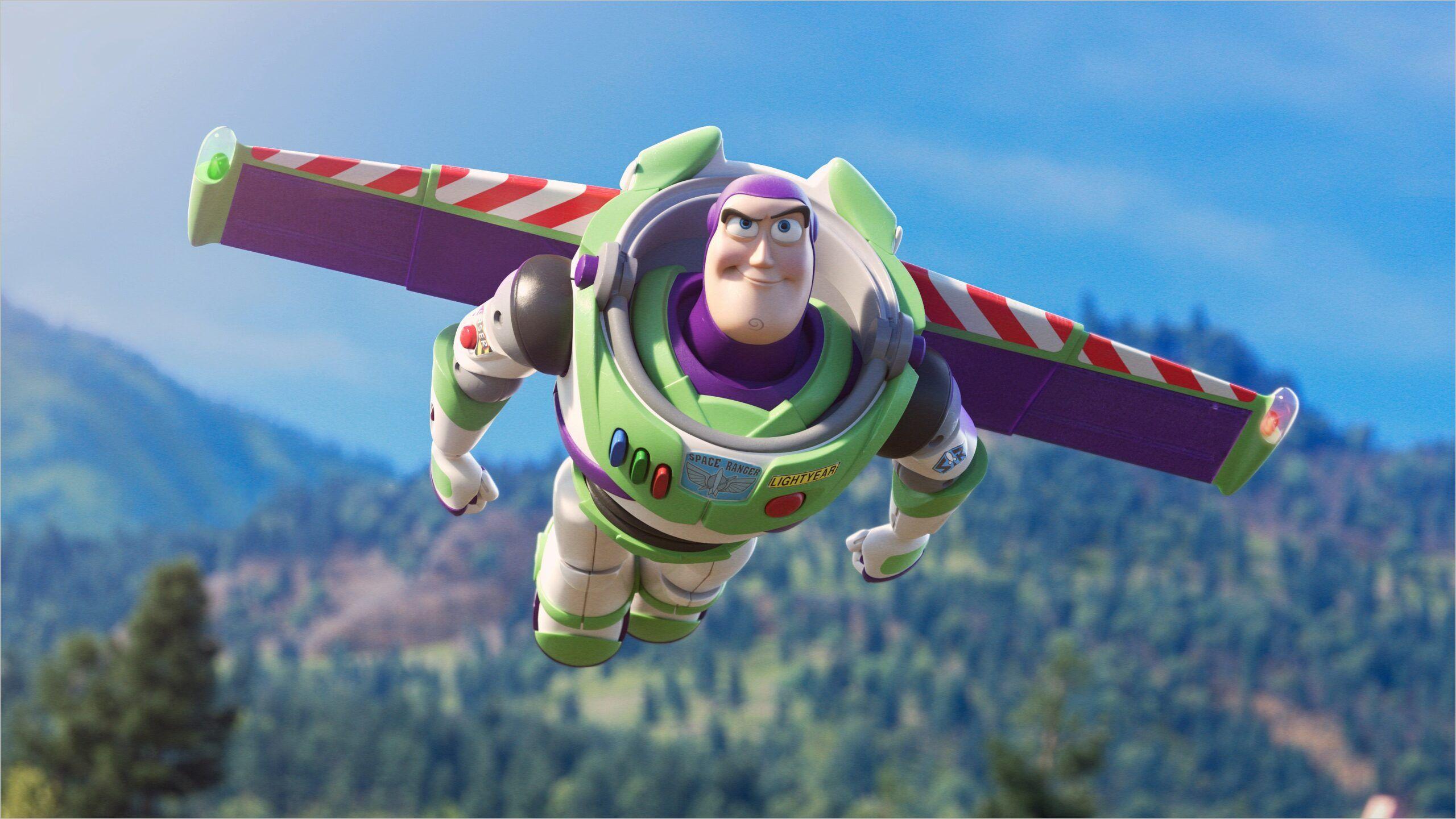 Buzz Lightyear Wallpaper 4k Desenho Toy Story Aniversario Toy Story Toy Story