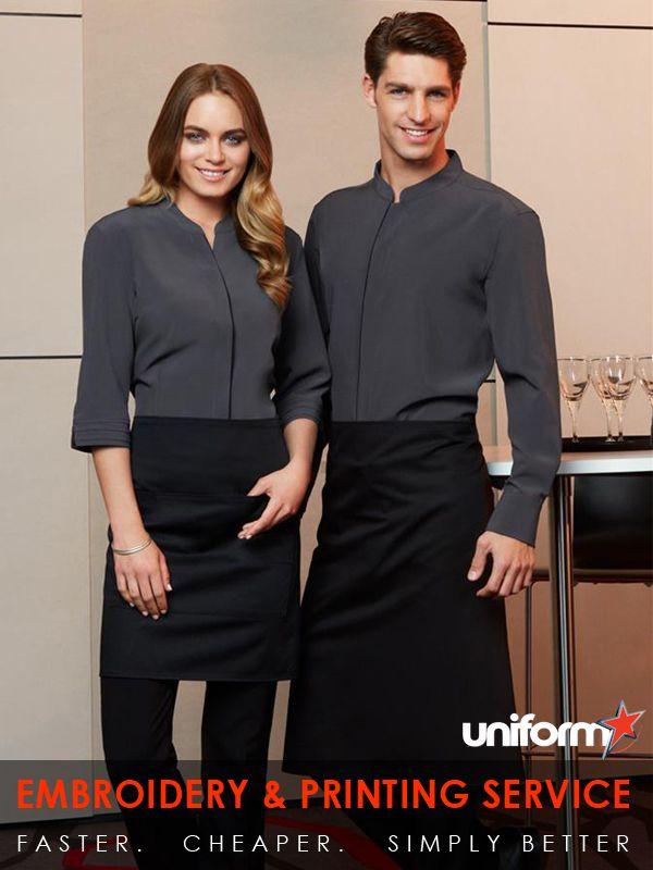 Uniform Super Store offers online safety work wear, chef uniforms - employee uniform form