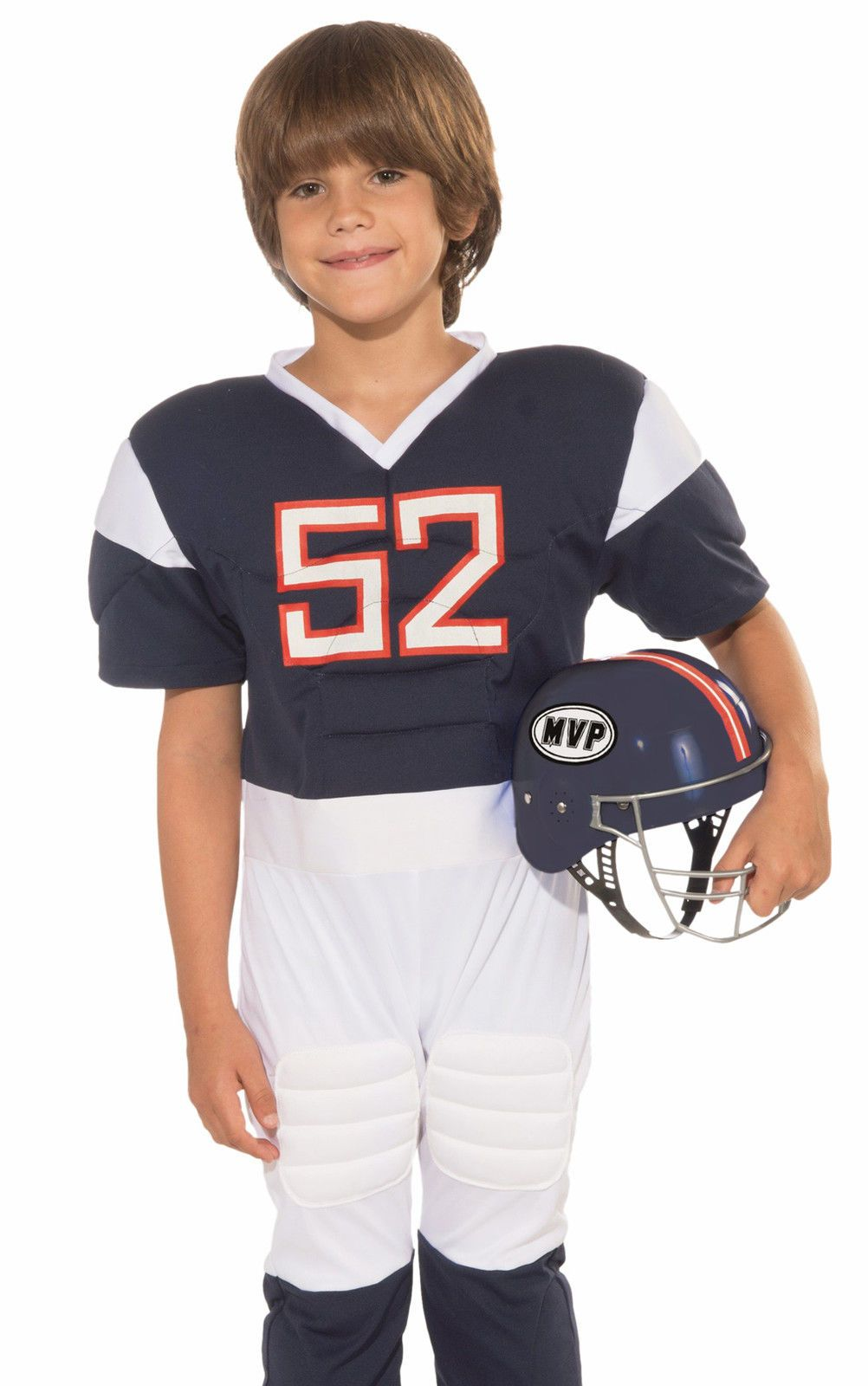 kids boys football player quarterback halloween costume - Halloween Costume Football