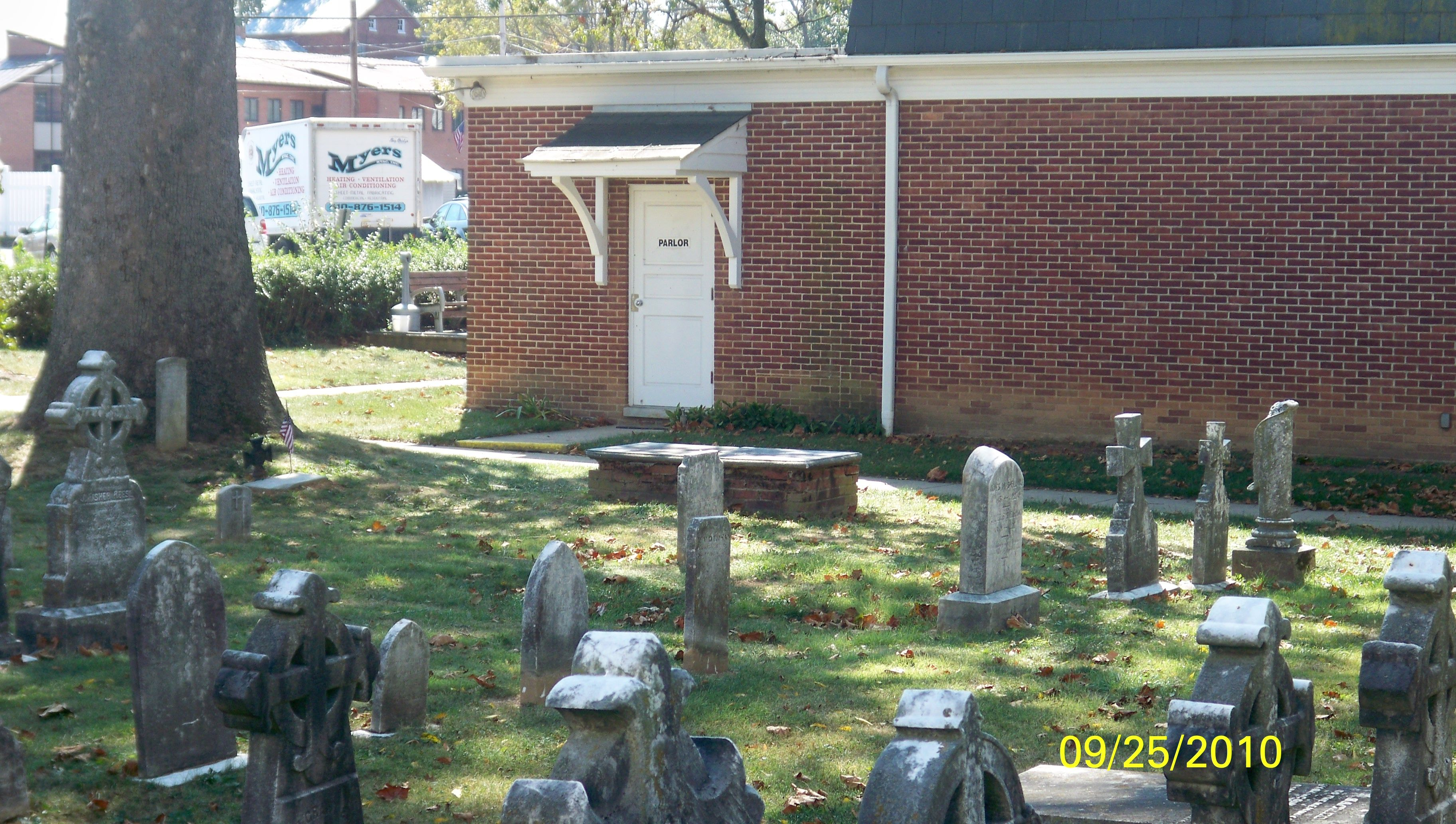 Leigh masters grave carroll county cemeteries haunted