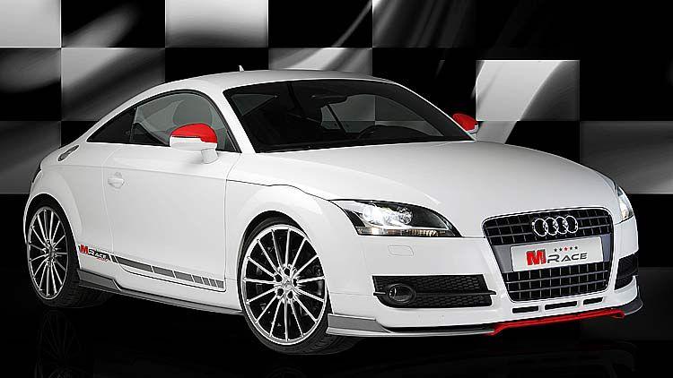 Msdesignaudittmracefront Audi Tuning Mag Véhicules - Mag audi
