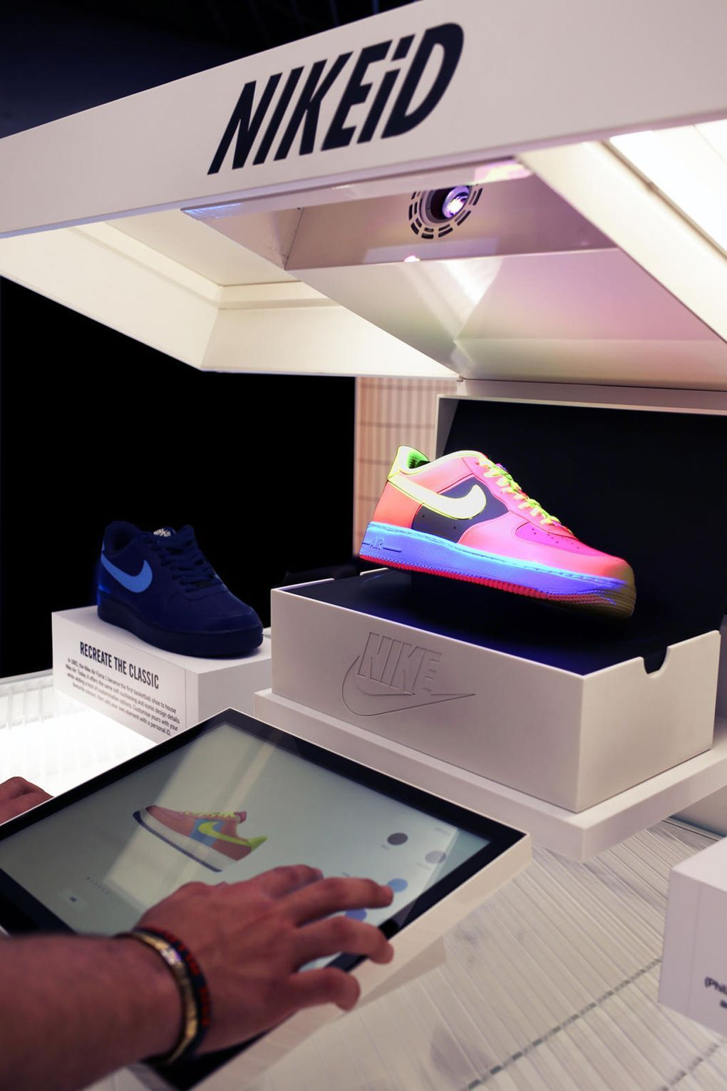 85688c4fc42d8 The new Nike iD Direct Studio is the future of customised kicks ...