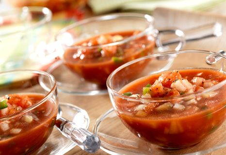 Campbell's Kitchen: Cool, Cool Gazpacho