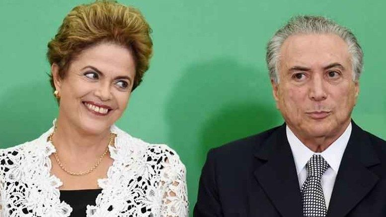 Assim que acabou a votação 'fatiada' do impeachment de Dilma Rousseff, o PSDB…