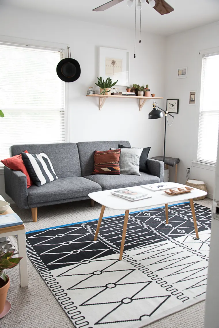 30 Absolutely Brilliant Ideas Solutions For Your Small Living