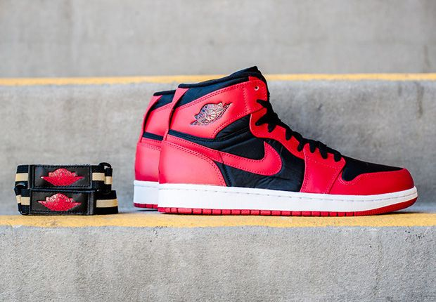 Air Jordan 1 High Strap Looks Better