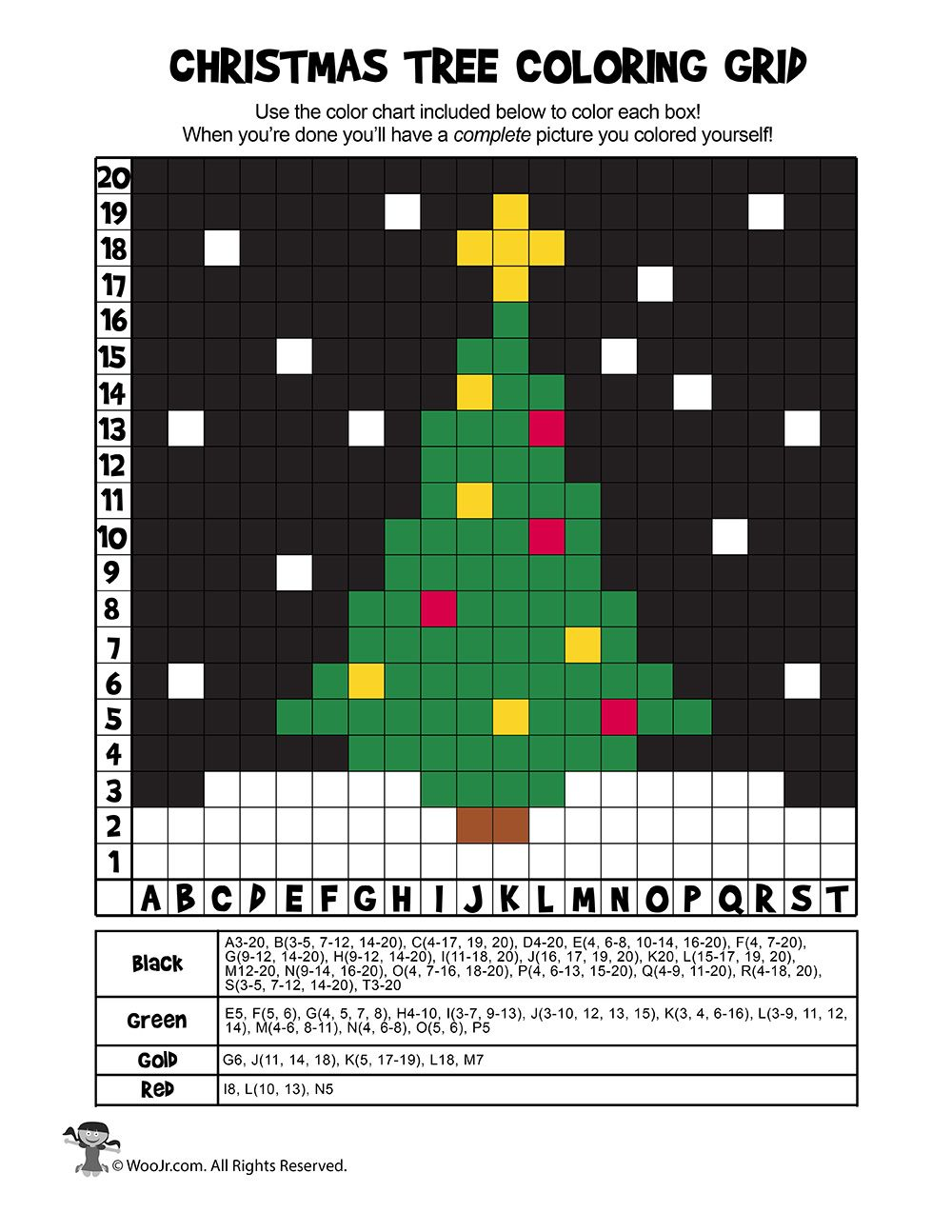 Christmas Mystery Pictures Coloring Page Answer Key Woo Jr Kids Activities Christmas Mystery Pictures Christmas Mystery Mystery Pictures