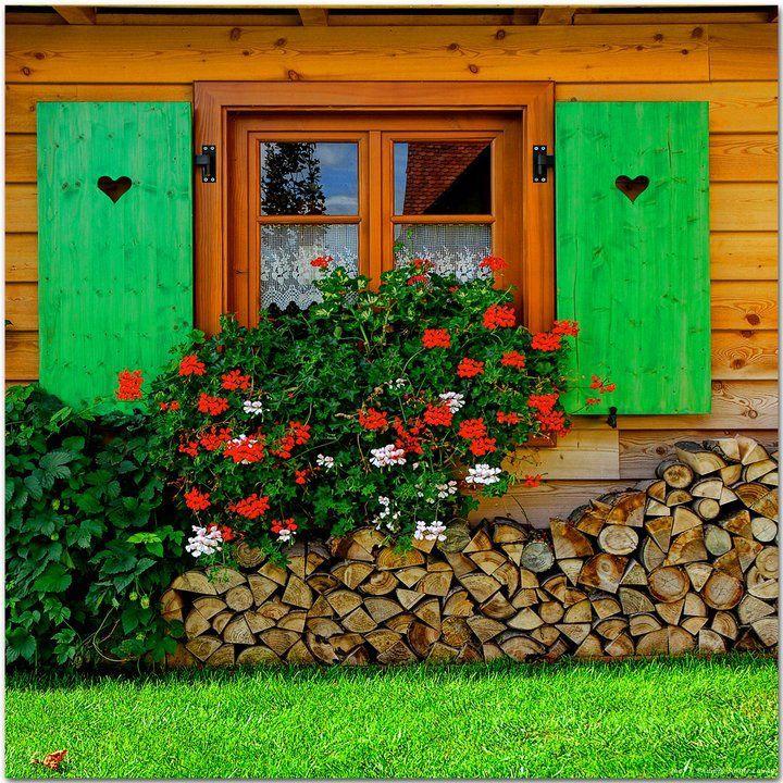 Zelo e carinho resultam em beleza charme da natureza