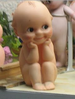 A Pinner Said Person Once Told Her She Had Kewpie Doll Face Took It As Compliment
