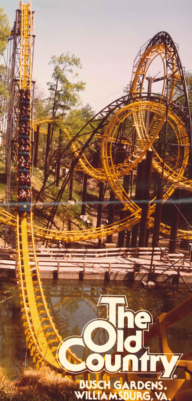 Busch Gardens, the Opening … | Busch Gardens | Pinterest | European ...