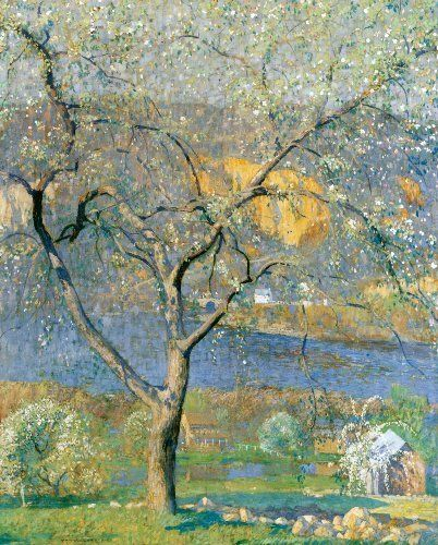 Buds and Blossoms by Daniel Garber