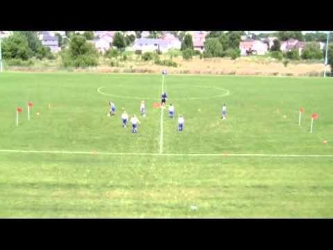 U9 U10 Dribbling Warm Up Soccer Drills For Kids U10 Girls Boys