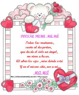 El Rincón De Infantil Una Poesía Para Mi Mamá Gods Love Bullet Journal Hello Kitty