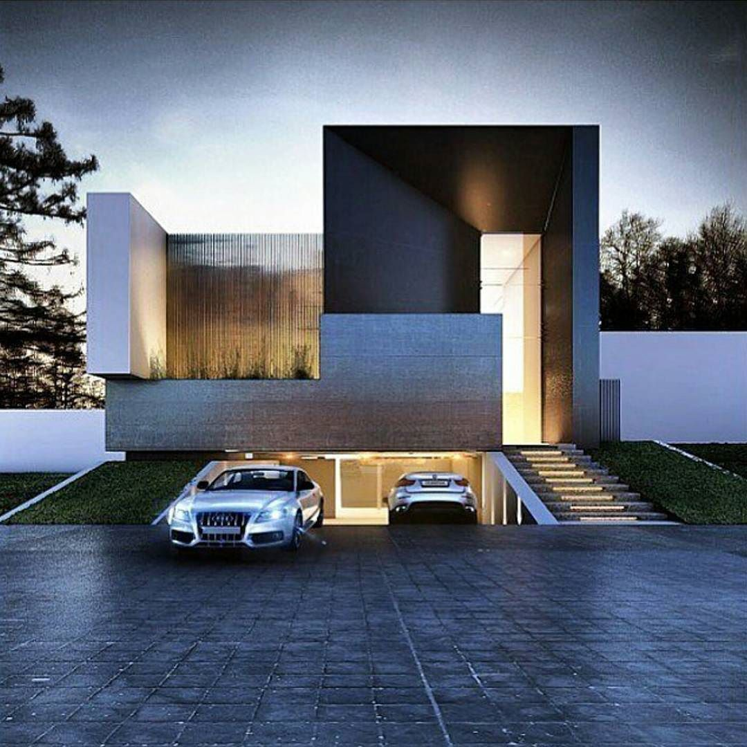 Futuristic Home Design #thehighlife Thehighlife. Cool Architecture House