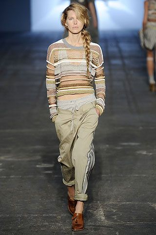 Alexander Wang Spring 2010 Ready-to-Wear Collection Slideshow on Style.com