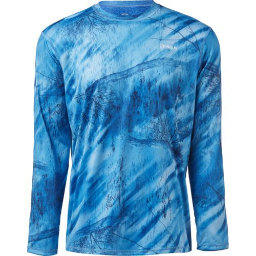 778c51e82d8f5 Magellan Outdoors Men's Realtree Fishing Cool Core Reversible T-shirt