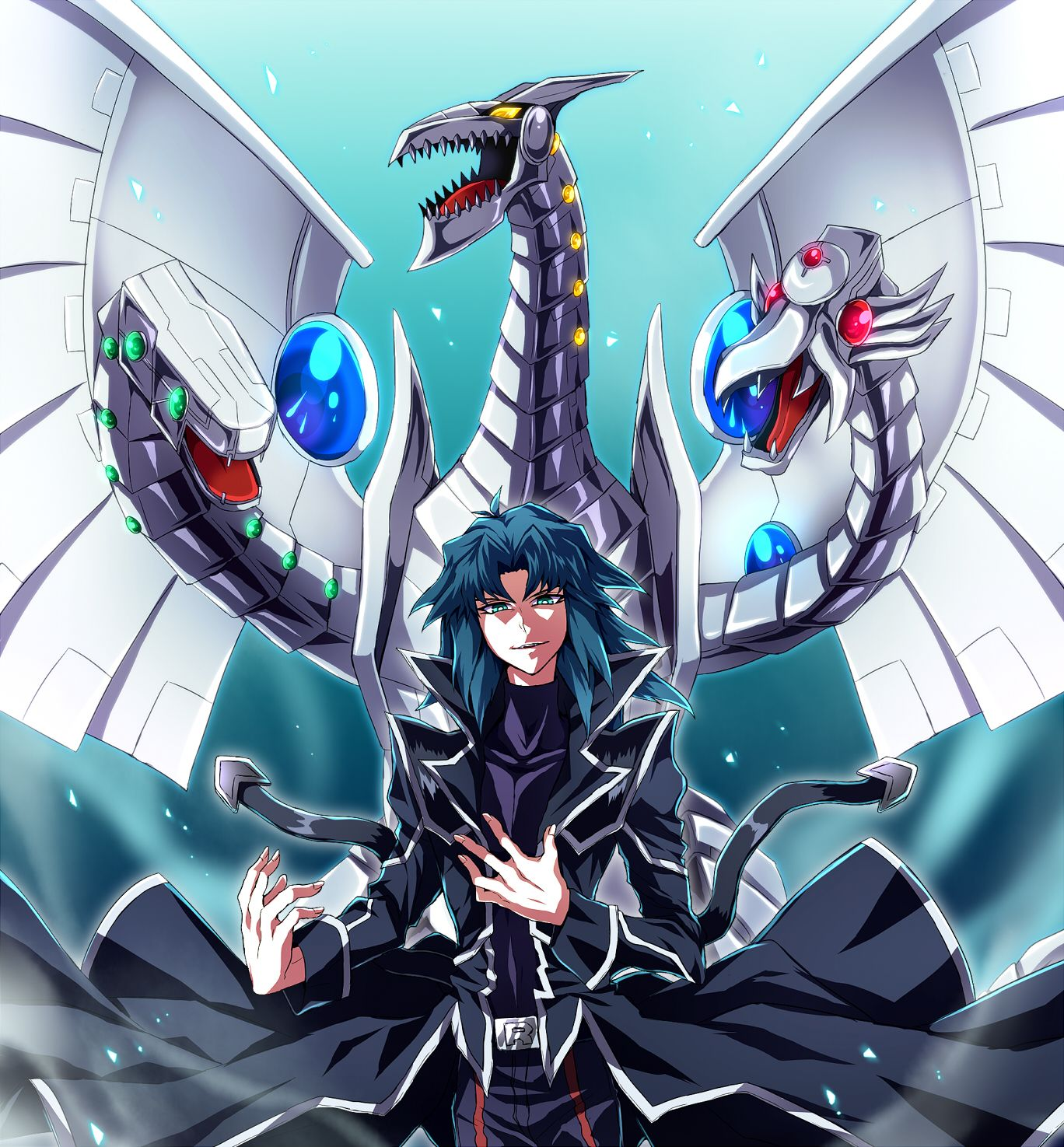 Yugioh Zane And Cyber End Dragon Yugioh Pinterest Yugioh