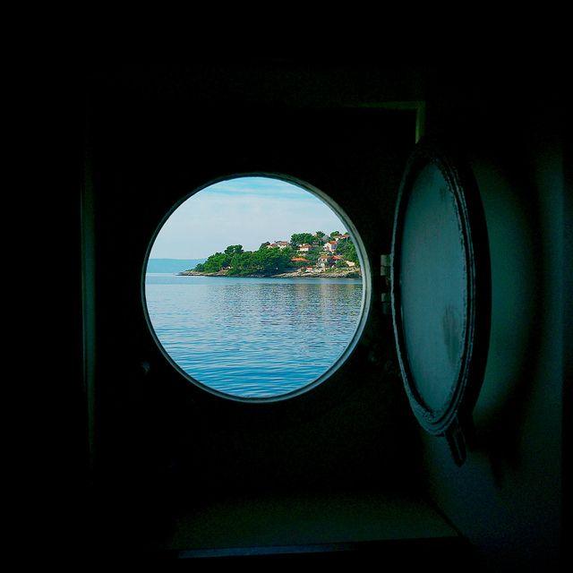 Cruise Ship Porthole Cruise Ship Travel Photos Cruise