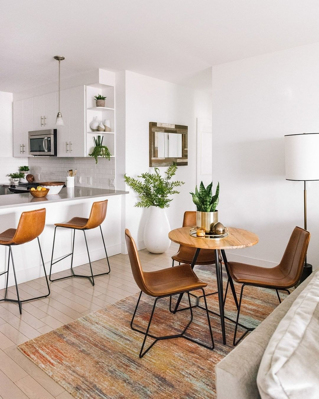 """Help With Getting An Apartment: West Elm On Instagram: """"This Homeowner, With The Help Of"""