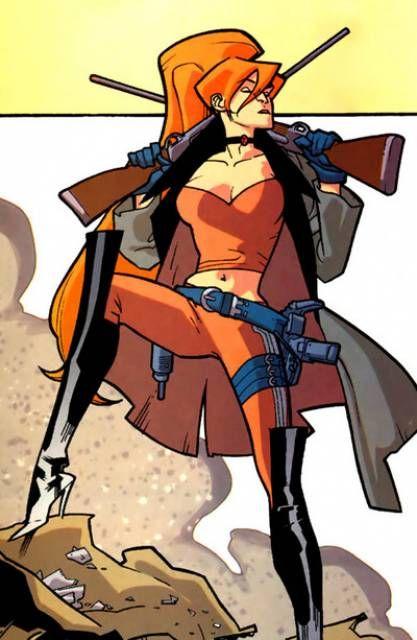 Elsa Bloodstone (Character) - Comic Vine